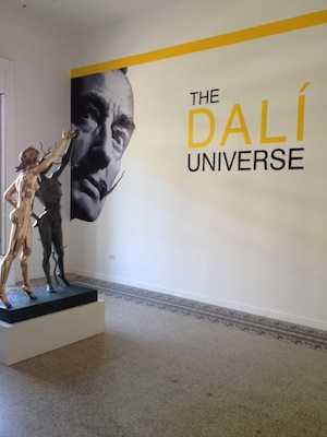 Per Dalì altre due settimane a Sorrento, prolungata l'esposizione a Villa Fiorentino