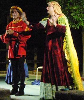 """Arte e cultura in scena a Meta con il musical """"Giovanna, la regina napoletana"""""""