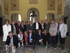 Cavalieri del Turismo in visita tra Sorrento, Positano e Capri
