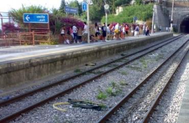 Rapinatore inseguito ed arrestato dai carabinieri nel tunnel della Circumvesuviana