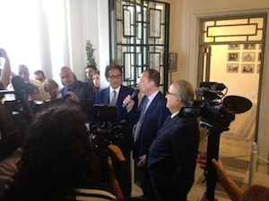 Dalì conquista Sorrento, un successo per l'inaugurazione a Villa Fiorentino