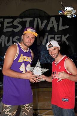 """Gli """"Esse.Erre Movement"""" vincono il Festival Music week di Vico Equense"""