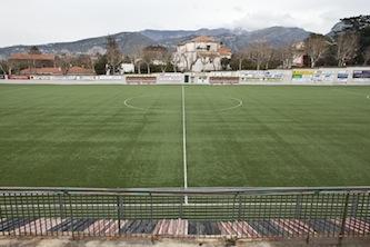Campo Italia, autorizzazione all'uso per l'Accademia di Calcio Sorrento