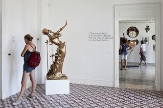 """""""The Dalì Universe Sorrento"""": Bilancio positivo dopo il primo mese"""