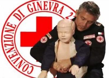 Croce Rossa, lezioni sulle manovre di disostruzione pediatriche