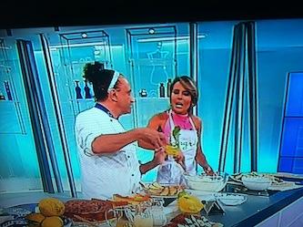 """Antonio Cafiero su Rai 1 alla trasmissione """"Ciao come stai?"""""""