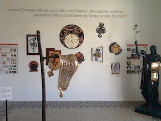 """Oltre 17 mila visitatori per la mostra """"The Dalì Universe Sorrento"""", e intanto nelle sale della Fondazione Sorrento già si pensa all'esposizione del 2014"""