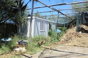 Posta sotto sequestro una discarica di rifiuti a Schiazzano