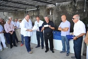 Solidarietà e beneficenza al Circolo nautico Riviera Massa