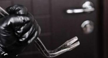 Parco Tasso: ancora un tentativo di furto in un appartamento