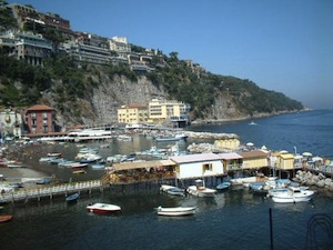 Nuovi test, bagni ok a Marina Grande di Sorrento