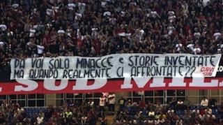 Milan – Napoli finisce nel sangue: Cori, striscioni e due accoltellati nella notte