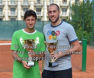 """Alessio Di Mauro trionfa al sesto """"Torneo Open città di Sorrento"""""""