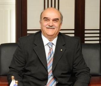 Il comandate Mastellone della Msc nominato Cavaliere del Lavoro dal presidente Napolitano