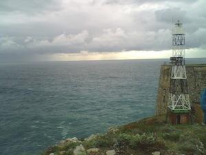 """""""Il faro di segnalazione di Punta Campanella non funziona"""" è l'allarme lanciato dal Wwf Penisola Sorrentina"""