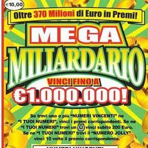 La fortuna bacia la penisola sorrentina. Alla tabaccheria dei Colli di Fontanelle vinto un milione di euro