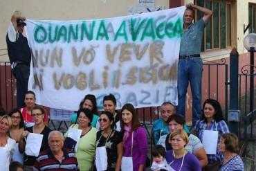 Genitori in rivolta per la chiusura della scuola di Termini