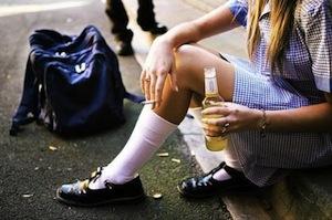 Alcol: Il vizio sempre più giovane