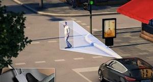Ecco l'auto intelligente che evita gli ostacoli