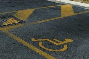 A Sorrento disabile picchiato per il posto auto