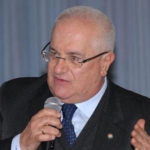 Raffaele Lauro aderisce al Partito Democratico