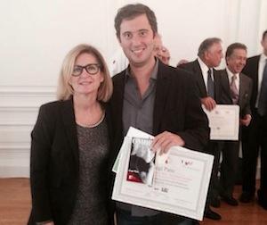"""""""Eccellenze Italiane – New York 2013″, premiato il nostro Luigi Pane"""