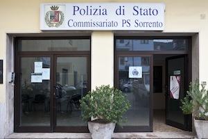 Assenteismo, un anno e 8 mesi per i due poliziotti di Sorrento