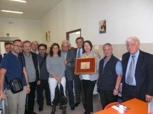 Inaugurata la nuova sala refezione al Conservatorio S. M. della Pietà