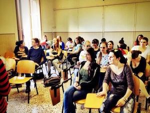 """Un liceo Inglese incontra gli studenti italiani presso il """"Sant'Anna Institute"""" di Sorrento"""