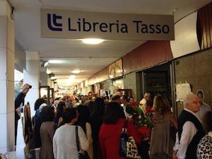 """Alla Libreria Tasso le """"Serate d'autore"""""""