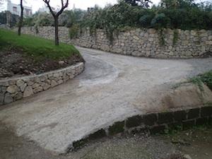 Il Wwf denuncia la realizzazione di una nuova strada sul rivo Acquacarboni, in via Nastro Verde