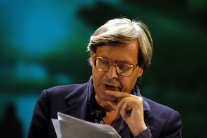 """Vittorio Sgarbi protagonista del secondo appuntamento del premio """"Arturo Esposito"""""""