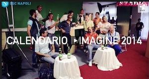 Tempo di scatti fotografici per il Napoli, ecco le prime notizie sul calendario 2014