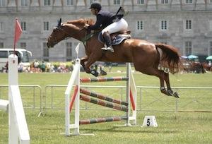 Un cavaliere sorrentino al trofeo Nazionale equestre di Verona