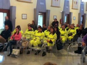 La Giunta municipale di Sorrento ha approvato l'adozione del piano comunale di Protezione Civile