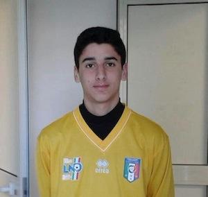 Dal Meta calcio alla Rappresentativa Regionale, il giovane Fernando Borriello nel mirino di grandi club