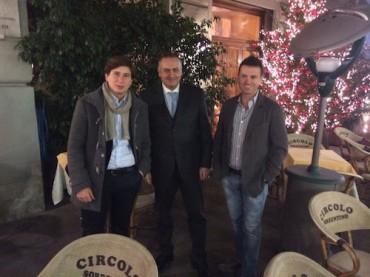 Scissione nel Pdl sorrentino: Massimo Coppola e Giuseppe Vittoria passano al Nuovo Centrodestra di Alfano