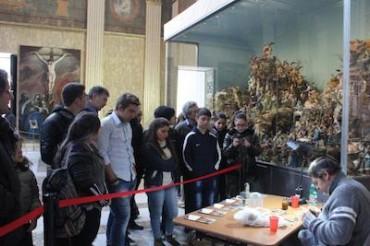 """La mostra di Marcello Aversa """"Un lungo viaggio"""" fa tappa al Palazzo Reale di Napoli"""