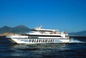 Dal 1 luglio collegamenti via mare tra Castellammare, le due costiere, Capri ed il Cilento