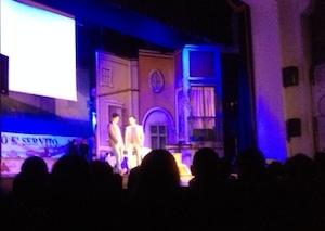 Caccia al tesoro, un successo la serata conclusiva al Teatro Tasso