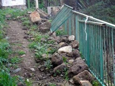 Frane e smottamenti: A Marina di Puolo è allarme rischio idrogeologico