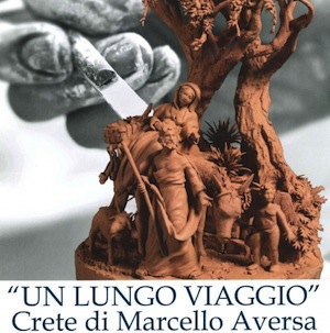 """Ultime tappe di """"Un lungo viaggio"""": record di visitatori per la mostra di Marcello Aversa"""