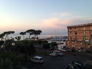 Porto-tramonto