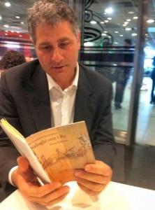 Appuntamento con Sergio Saggese alla libreria Tasso