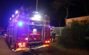Un botto di Capodanno incendia la fabbrica di produzione del limoncello della Piemme
