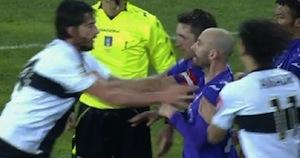 Quattro giornate di squalifica per Borja Valero, il centrocampista salterà Juve e Napoli