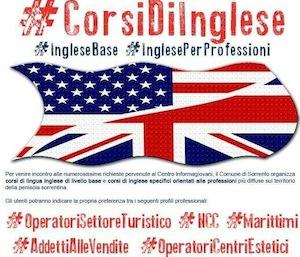A Massa Lubrense il corso di inglese organizzato dal Comune