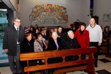 Grande festa a Sorrento per i cento anni di Michele 'O Cacciatore