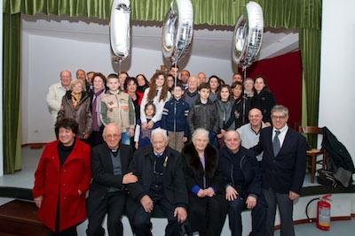 Oggi spegne 102 candeline Michele 'O Cacciatore – video –