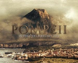 """""""Pompei"""" il film sull'eruzione del Vesuvio arriva nelle sale"""